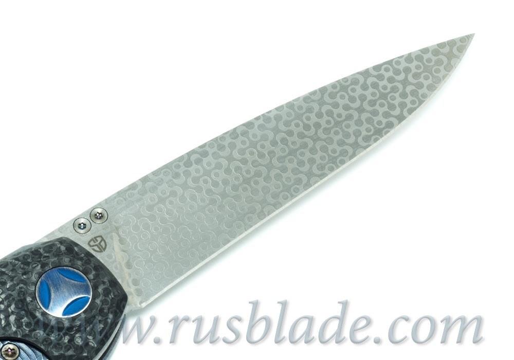 CKF Custom Sukhoi v 2.0 Mordok Knife One-Off