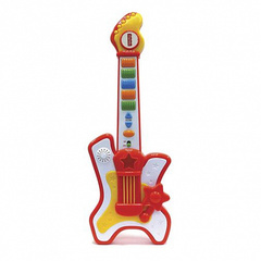 Fisher Price Музыкальная игрушка  Гитара (KFP2183)