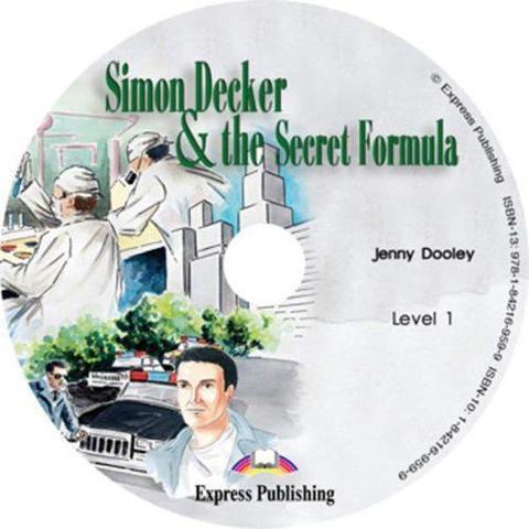 Simon Decker & the Secret Formula. Beginner (5-6 класс). Audio CD