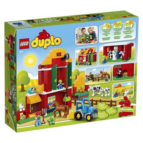 LEGO Duplo: Большая ферма 10525 — Big Farm — Лего Дупло