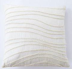 Подушка декоративная 30х30 Gingerlily Pearls