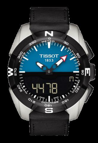 Купить Наручные часы Tissot T-Touch Expert Solar T091.420.46.041.00 по доступной цене