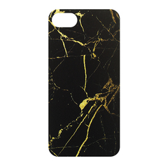 Чехол для IPhone 6/6S Black&Gold Marble