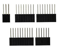 Контактные колодки Arduino с дополнительной проставкой