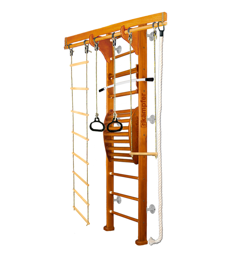 Kampfer Wooden Ladder Maxi Wall | Comforte.ru