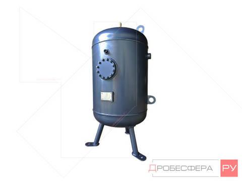 Ресивер для компрессора РВ 25/10 вертикальный