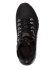 Текстильные ботинки Premiata Loutrecd 0113 на шнуровке