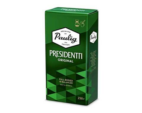 Paulig Presidentti Original, 250 г