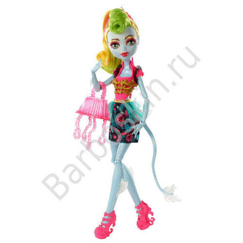 Кукла Monster High Лагунафаер (Lagoonafire) - Безумный Микс