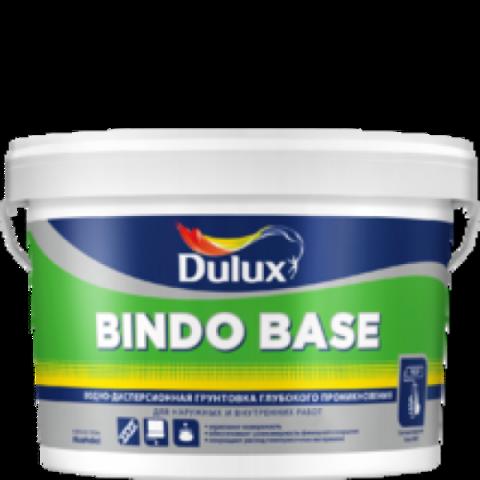 Dulux Bindo Base Водно-дисперсионный грунт.