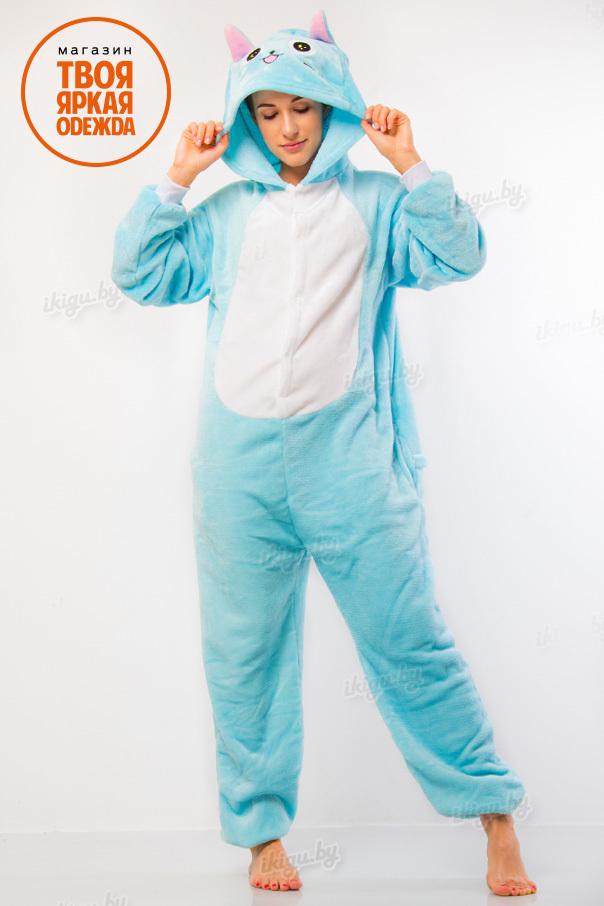 Пижамы кигуруми Небесный кот cat-blue 22.jpg 8999765fcc379