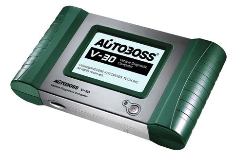 Автосканер Autoboss V30