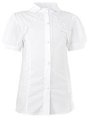 0279 блузка детская, белая