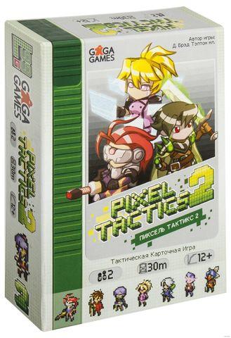 Pixel Tactics 2. Настольная игра