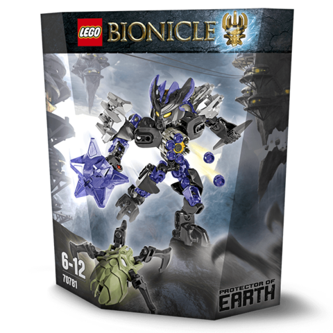 LEGO Bionicle: Страж Земли 70781