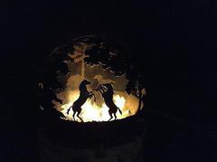 Костровая сфера Fire Cup