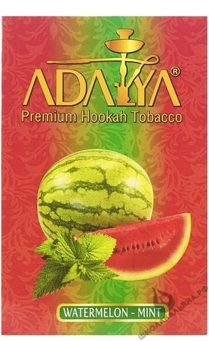 Табак Adalya 50 г Watermelon-Mint (Арбуз и мята)