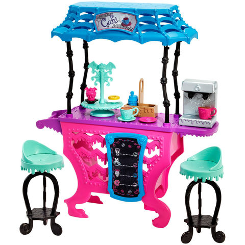 Игровой набор Монстр Хай Кафе Жареный кофе - Fright Roast Coffee, Mattel