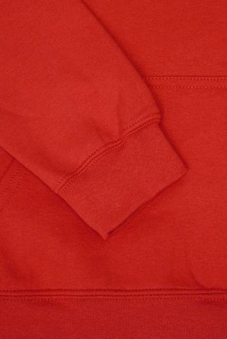 Худи бланк красная фото 3