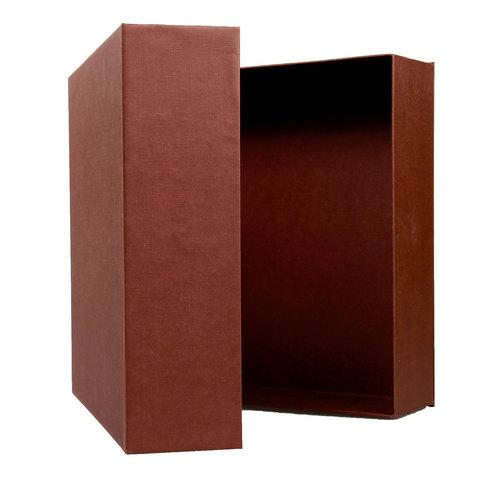Упаковка подарочная (коричневая)