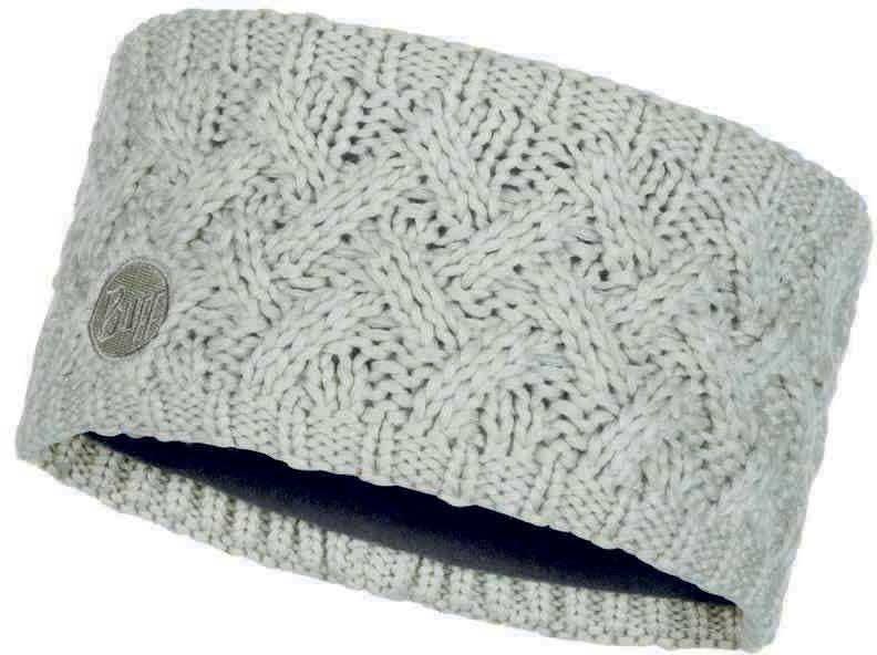 Повязка вязаная Buff Headband Knitted Savva Cream