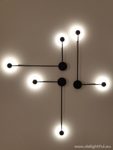 Vibia wall lamp