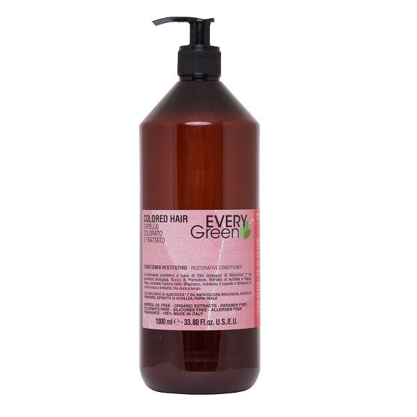 Кондиционер для окрашенных волос Dikson Every Green Colored-Hair Condizionante Protettivo 1000мл