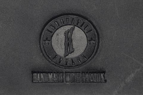 Кожаный бумажник Klondike 1896 «Yukon black», 9 отделений, Germany, фото 10