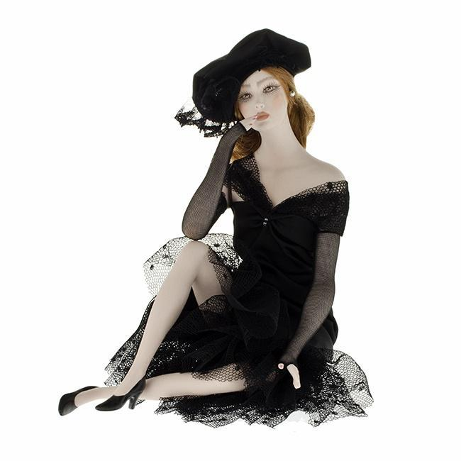 Статуэтки Кукла фарфоровая коллекционная Marigio Giuliana kukla-farforovaya-kollektsionnaya-marigio-giuliana-italiya.jpg
