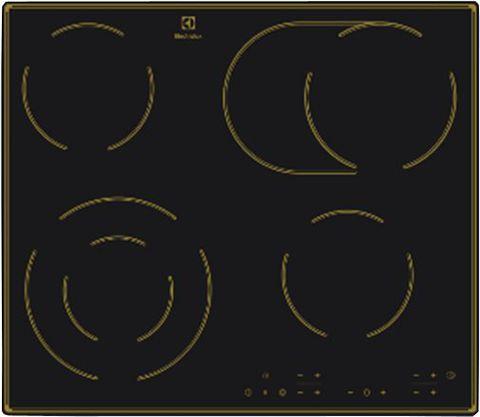 Электрическая варочная панель Electrolux CPE644RCC