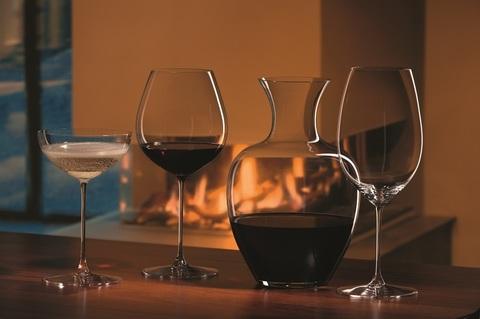 Набор из 2-х бокалов для мартини Coupe/Moscato/Martini 240 мл, артикул 6449/09. Серия Riedel Veritas