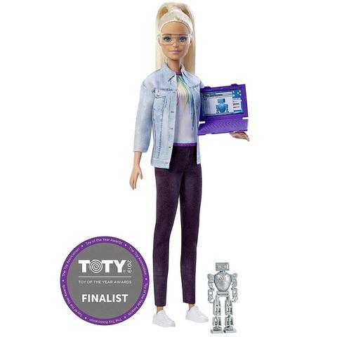 Барби Инженер по Робототехнике