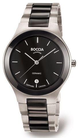 Купить Мужские наручные часы Boccia Titanium 3564-02 по доступной цене