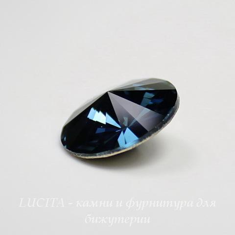 1122 Rivoli Ювелирные стразы Сваровски Montana (SS39) 8,16-8,41 мм