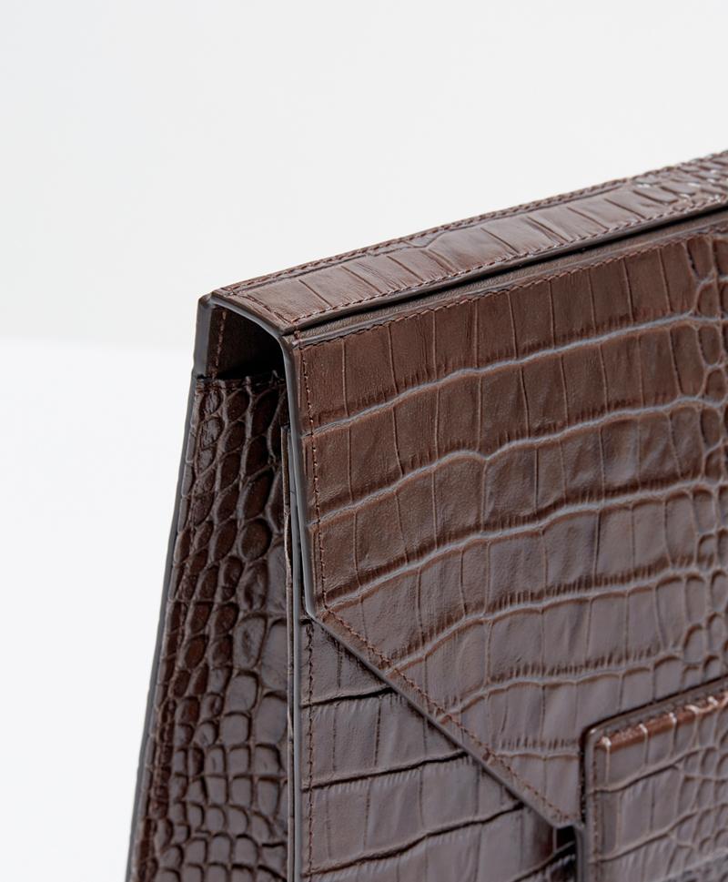 Сумка-планшет Dark Chocolate
