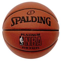 Мяч баскетбольный Spalding NBA PLATINUM Excel