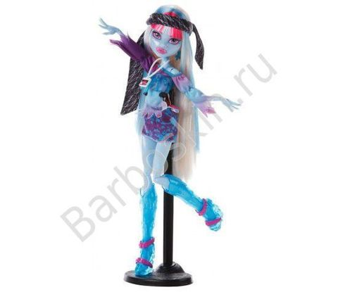 Кукла Monster High Эбби Боминейбл (Abbey Bominable) - Музыкальный Фестиваль