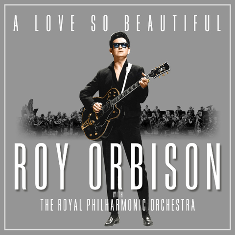 Roy Orbison With The Royal Philharmonic Orchestra / A Love So Beautiful (LP)