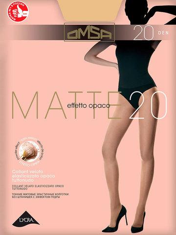 Колготки Matte 20 Omsa