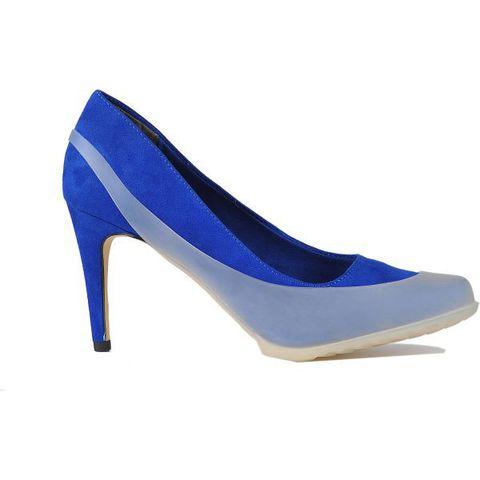 Галоши под каблук Прозрачные универсальные Rain-Shoes