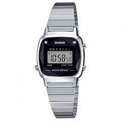 Электронные часы Casio LA-670WAD-1D с бриллиантами