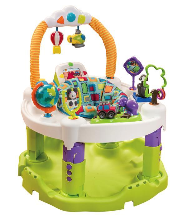 Evenflo ExerSaucer™ World Explorer