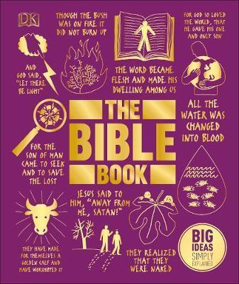 Kitab The Bible Book: Big Ideas Simply Explained  