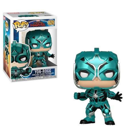 Captain Marvel Yon-Rogg Funko Pop! Vinyl Figure || Йон-Рогг