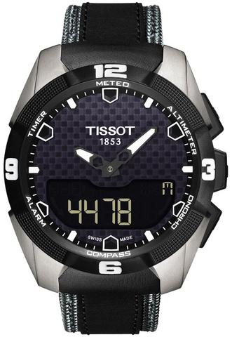 Купить Наручные часы Tissot T-Touch Expert Solar T091.420.46.051.01 по доступной цене
