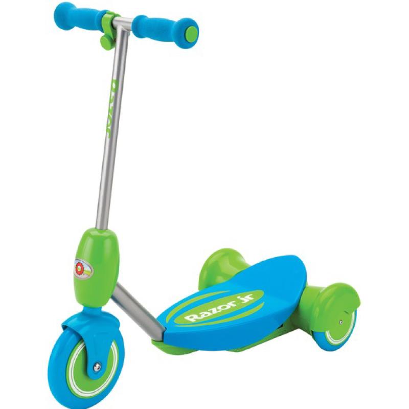 Электросамокат для малышей Razor Lil E голубой - Электросамокат детский, артикул: 719965