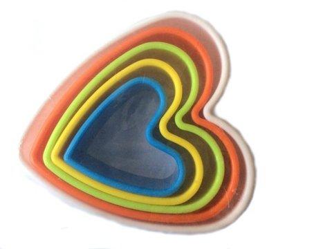 формы сердечки