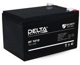 Аккумулятор Delta DT 1212 ( 12V 12Ah / 12В 12Ач ) - фотография