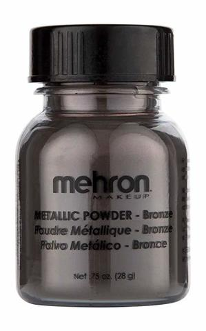 MEHRON Металлическая пудра-порошок Metallic Powder, Bronze (Бронза), 28 г
