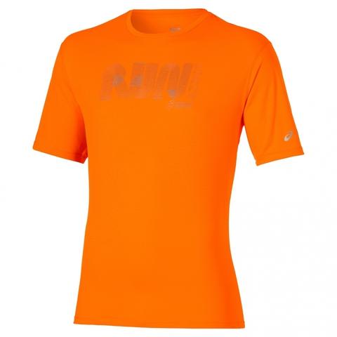 Asics Graphic Top Футболка для бега orange
